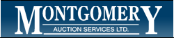 Montgomery Auction Services logo