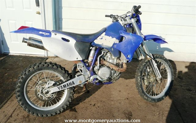 Listing pictures montgomery auction services ltd for Honda yamaha montgomery al