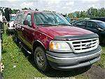 Picture: 1999 Ford F150 EXT Cab. Truck