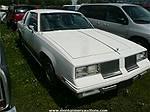 Picture: 1986 Olsmobile Cutlas