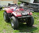 Picture: 1989 Suzuki 250 Runner 2WD ATV