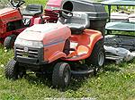 Picture: Husqvarna LT130 Riding Lawn Tractor W/42 Mowing Deck