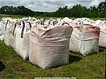 Picture: Totes of Mulch