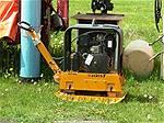 Picture: Might WLP600 Diesel Tamper