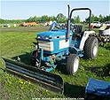 Picture: Ford 1720 FWA Compact Tractor w/3PT  994 Hrs