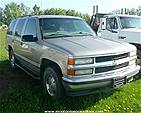 Picture: 1999 Chevy Tahoe 4x4 SUV