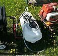 Picture: Power Fist 15 Gal Estate Sprayer w/12v Motor