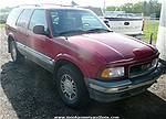 Picture: 1995 GMC Jimmy 2WD SUV