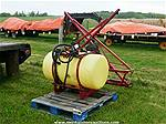 Picture: Hardi 3PT Weed Sprayer w/300L Poly Tank & 20 Booms