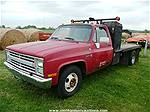 Picture: 1987 Chev C3500 Truck w/Steel Deck & Tool Boxes