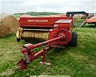 Picture: New Holland 320 Square Baler w/Resent Rebuilt Plunger & Bearings