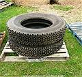 Picture: 11x24.5 Truck Grip Tires