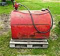 Picture: 135 Gal Slip Tank w/ 12V Pump