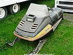 Picture: 1976 Skidoo 340 Olympic Snowmobile