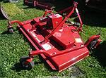 Picture: Buhler Farmking 72 Finishing Mower w/3PT