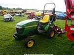 Picture: JOHN DEERE 2305 TRACTOR(24 gross hp, 18 PTO hp) 260 hours