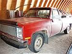 Picture: 1983 GMC C2500 Pickup Truck