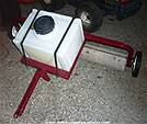 Picture: 48x12 Gal Lawn Herbicide Roller