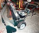 Picture: Sears 11/30 Snow Blower