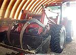 Picture: 1997 CASE IH 8910 MFWD AGRICULTURAL TRACTOR  135 Hp - S/n JJA0078733  2384 Hrs w/CASE IHC 890 FEL, GRAPPLE, 18F/4R P/Shift, 20.8x42R, Shedded