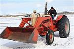 Picture: 1964 Case 930 AGRICULTURAL TRACTOR - 4216 Hrs S/n 8253944 w/FEL, 540 PTO, 2-Hyd.