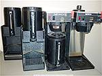 Picture: Newco Single Station Coffee Makers w/Coffee Thermos Dispensers
