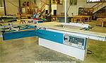 Picture: 2002 Griggio SC-3200 Programmable Sliding Panel Saw   S/n MC00061940