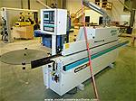 Picture: 2002 Sprint-Holzner 1310-10 - Computerized Edge Bander -10 Ft w/Digital Control & Readout S/n 735/0-206