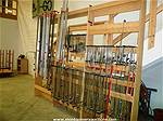 Picture: Assorted Bar Clamps & Shelf
