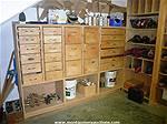 Picture: Hardwood Storage Unit