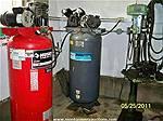 Picture: Husky Pro Air Compressor  7hp 60 Gallon Tank,