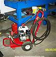 Picture: Gas Powered Pressure Washer & Cart w/ Honda 6.5 Engine