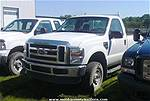 Picture: 2008 Ford F250 XLT SD 4x4 Truck 106857 Km w/Reg Cab, Long Box, AT, 5.4-V8 Triton Eng.