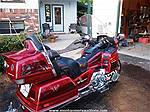 Picture: 2000 Honda Gold Wing SE(25 Anniversary) Motorcycle 34,000 Km w/Tulsa W/Shield, Road Sofa Seat Hwy Pegs & Rider Boards, CB, AM/FM/Cassette