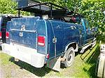 Picture: 2002 Ford F350 XL SD 4x4 Truck-140,000 Km w/Super Cab, AT, V10, w/Reading Aerotech Integral 8 Service Body & Cargo Racks
