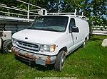 Picture: 2002 Ford E350 Cargo Van