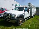 Picture: 2006 Ford F450 Super Cab Dually Truck 125,000 Km w/Custom Built General Mechanics Service Body, AT, Diesel Eng,