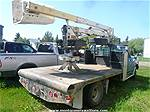 Picture: 1988 Ford F350 Custom Reg Cab Truckw/ Skyjacker 26 Man lift & Basket, Steel & Service Boxes, 5OD, V8