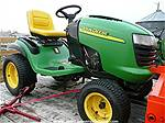 Picture: 2005 JD L120 Lawn Tractor (No Mower Deck)