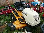 Picture: Club Cadet LT 1050 Hydrostatic Lawn Mower w/ 50 Deck