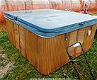Picture: Beach Comber 6 Person Hot Tub w/Chemicals
