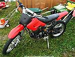 Picture: 2006 Ducar Dirtbike (Parts Only)