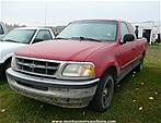 Picture: 1997 Ford F150 2WD Ext. Cab LB Truck