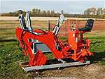 Picture: 3PT Hitch Backhoe for Tractor  M# BH76C