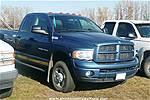 Picture: 2003 Dodge 2500 Crewcab 4x4 Diesel SB