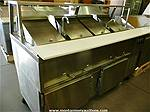 """Picture: Randell 90"""" Pizza Make Table"""