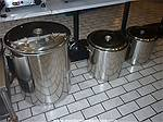 Picture: SS Stock Pots 60-100 Qt