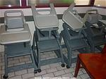Picture: Rubber maid High Chair