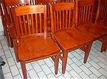 Picture: Oak Restaurant Chair