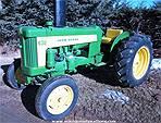 Picture: John Deere 430 U Farm Tractor, Serial # 142897, 5 Spd. Transmission & Power Steering